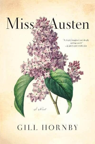 Miss Austen Book Cover