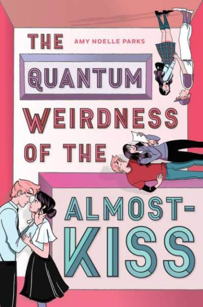 The Quantum Weirdness of the Almost-Kiss Book Cover