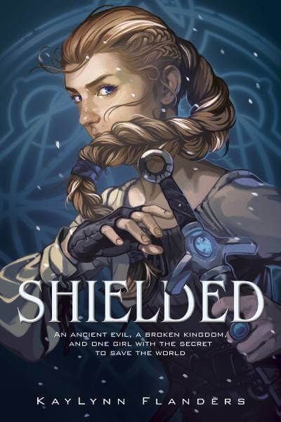Shielded Book Cover