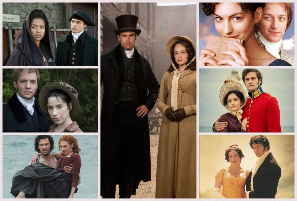 35 Romantic Movies and TV Shows Like Sanditon to Watch