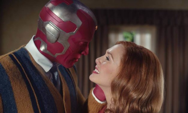 Romantic Moment of the Month: Wanda and Vision in Emotional Finale