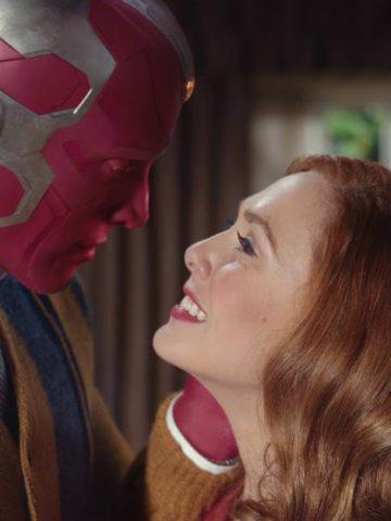 Wanda and Vision promo image