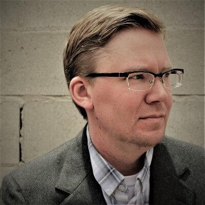 Eirik Gumeny author photo