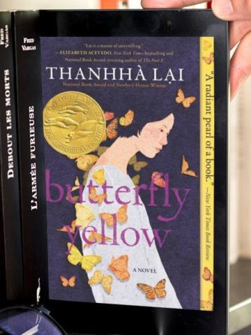 Butterfly Yellow Featured image for May 2021 Book Club Pick