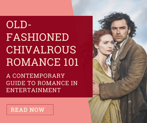 old-fashioned chivalrous romance 101 picture with poldark image