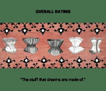 Five corsets rating