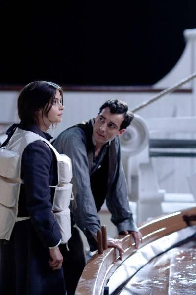 Titanic 2012 with Jenna Coleman