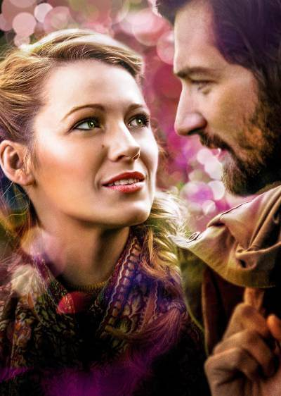 The age of adaline photo with Blake Lively and Michiel Huisman