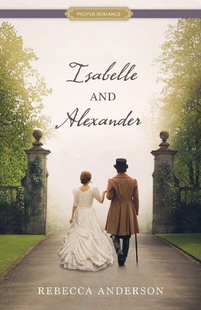 Isabelle and Alexander by Rebecca Anderson book cover