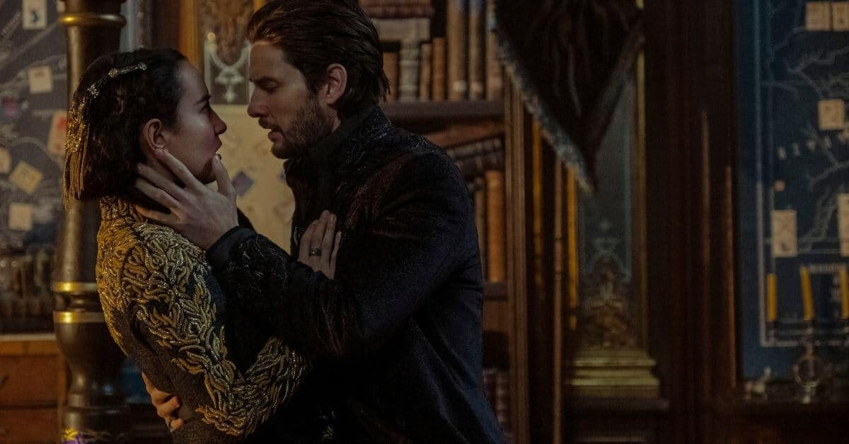 Shadow and Bone: Alina and the Darkling