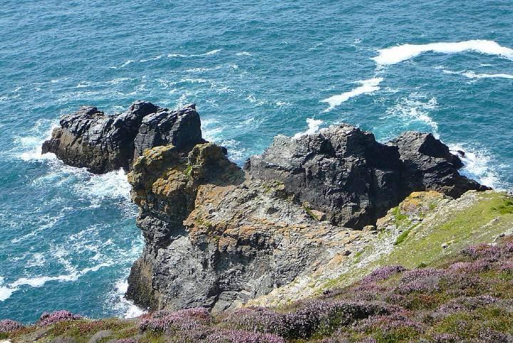St. Agnes Head poldark filming location