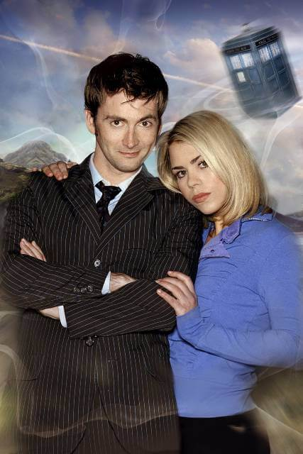 doctor who rose and 10th doctor