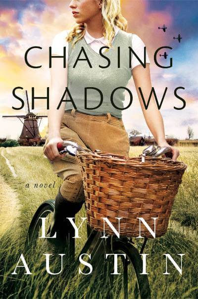 Chasing Shadows Book Cover