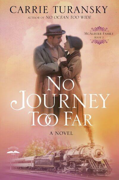 No Journey Too Far Book Cover