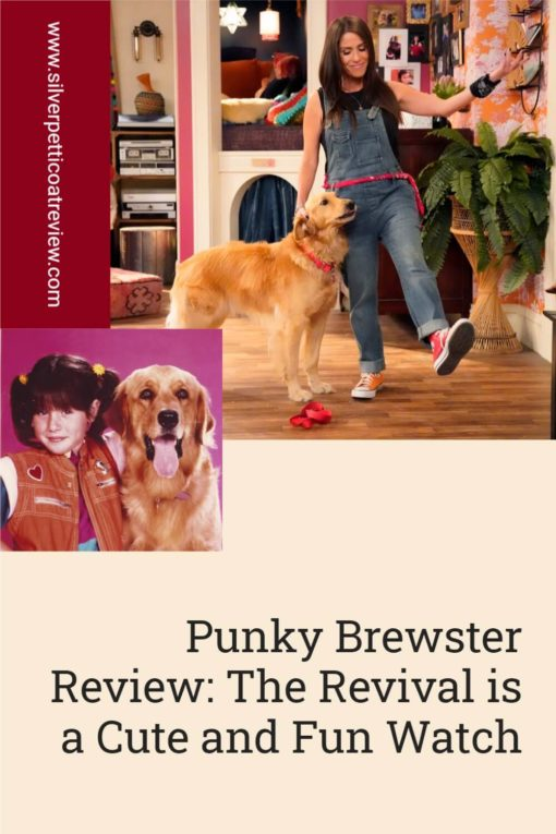 Punky Brewster Review: The Revival is a Cute and Fun Watch; Pinterest image