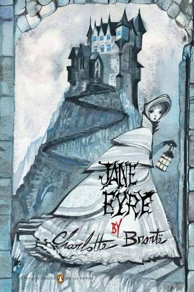 Jane Eyre Gothic book cover