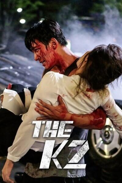 The K2 Korean Drama poster