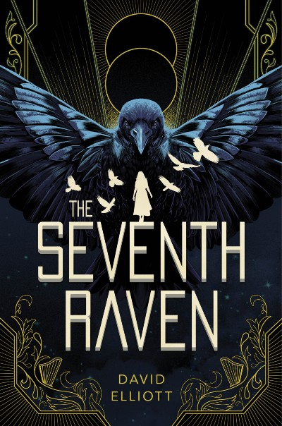the seventh raven book cover
