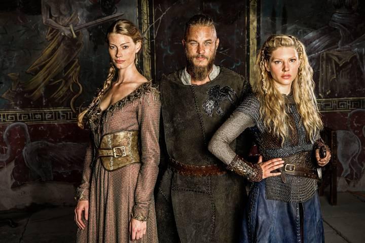 Vikings promotional photo