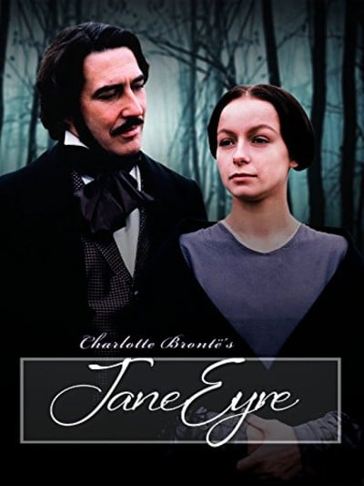 Jane Eyre 1997 poster