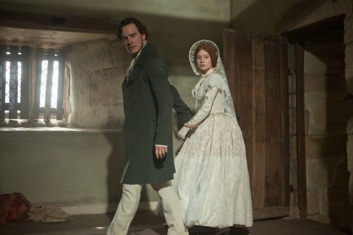 Jane Eyre 2011 wedding scene