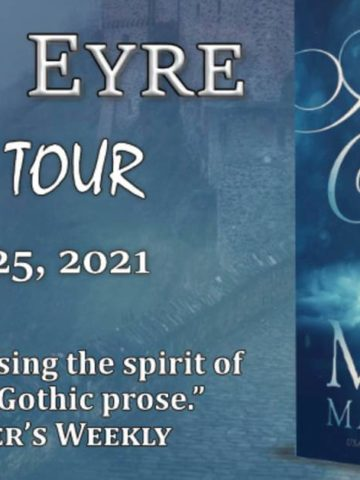 John Eyre Promo Graphic for Blog Tour