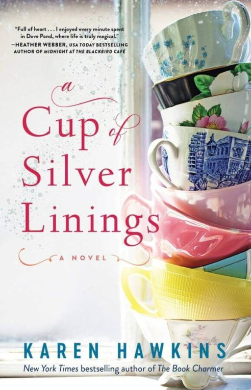 A Cup of Silver Linings Book Cover; July 2021 book releases