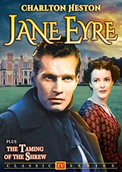 Studio One: Jane Eyre 1949 poster