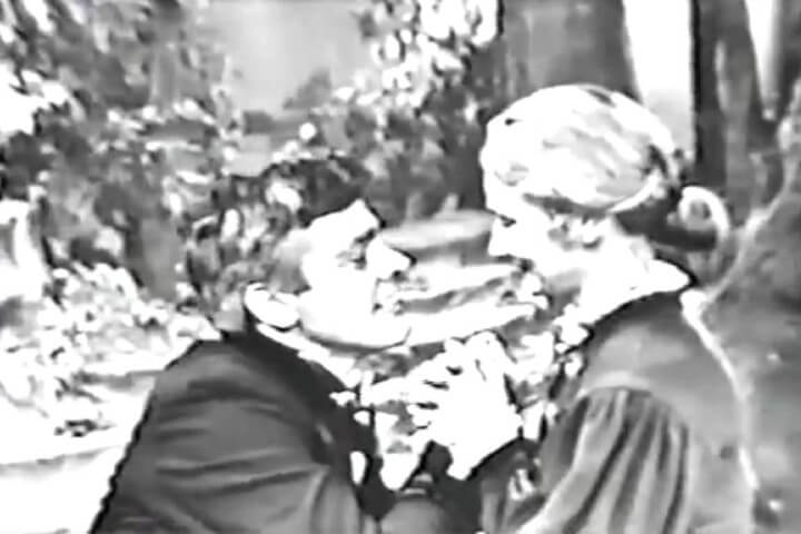 Jane Eyre 1952 photo during the proposal scene