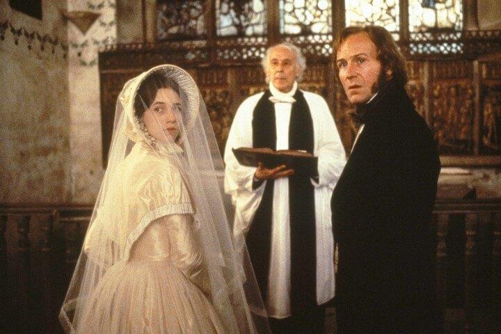 Jane Eyre 1996 wedding sene
