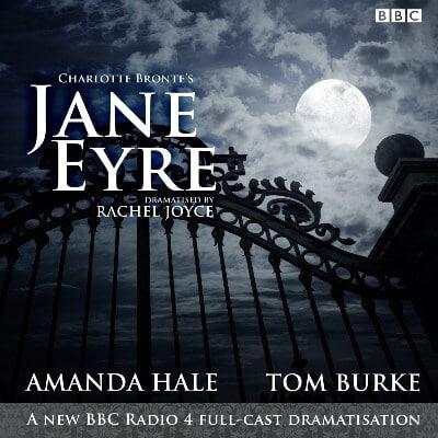 Jane Eyre BBC Radio 4 Cover