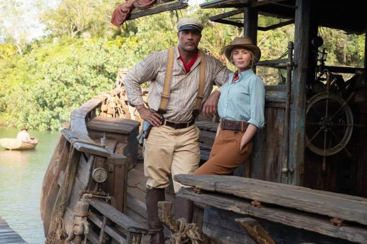Jungle Cruise promo photo