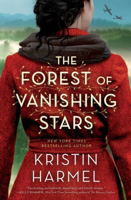 The Forest of Vanishing Stars book cover; Top 30 New Book Releases For July 2021