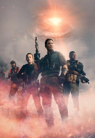 The Tomorrow War promo photo