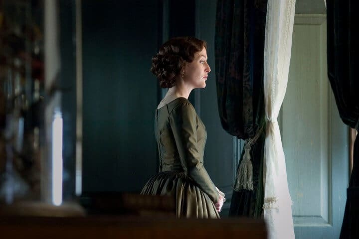 Bleak House photo with Gillian Anderson