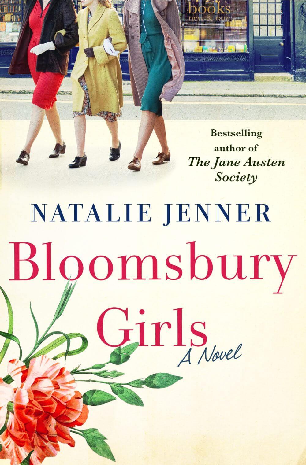 Bloomsbury Girls Book Cover
