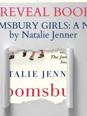 Bloomsbury Girls Cover Reveal Book Blast