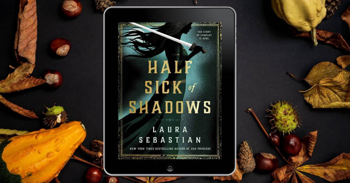 Half Sick of Shadows Book Featured image