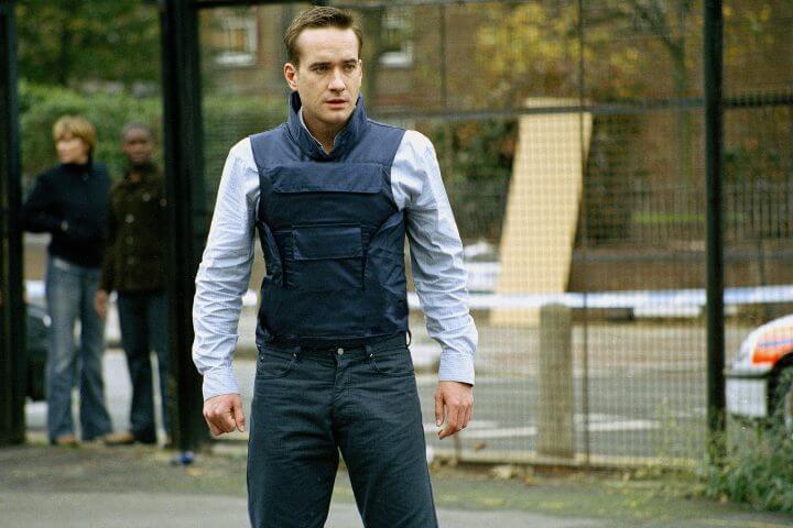 Matthew Macfadyen (Tom Quinn) in MI-5/Spooks