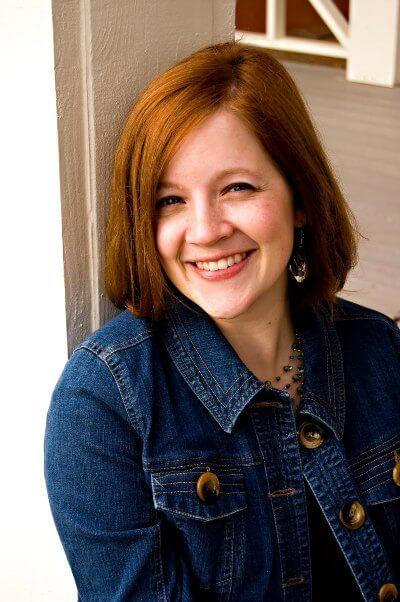Sarah M. Eden Author headshot