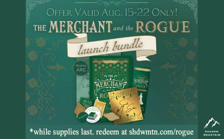 The Merchant and the Rogue Book Offer image
