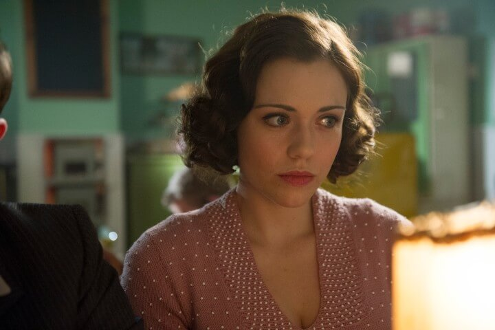 Jennie Jacques (WPC Gina Dawson) in WPC 56