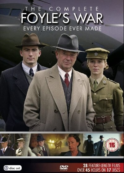 Foyle's War Poster