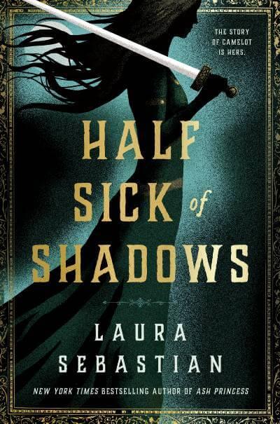 Half Sick of Shadows Book Cover