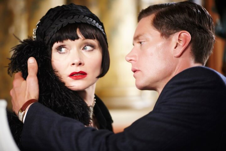 miss fisher's murder mysteries jack and phryne