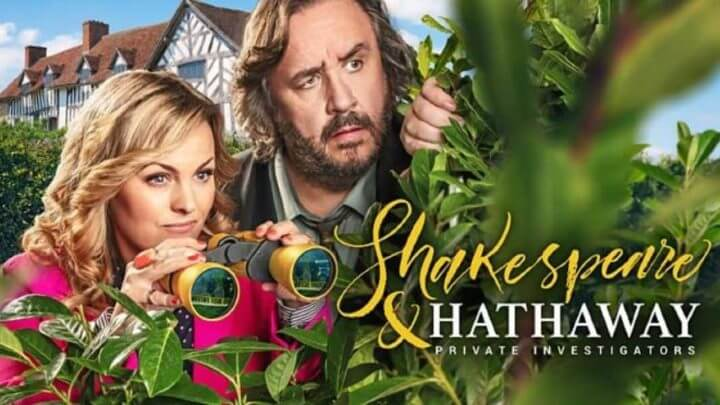 Shakespeare and Hathaway poster