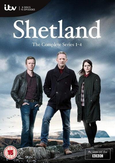 Shetland TV Poster