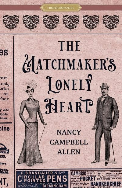 The Matchmaker's Lonely Heart Book Cover