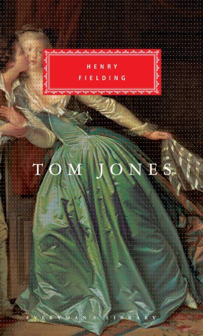Tom Jones Book Cover