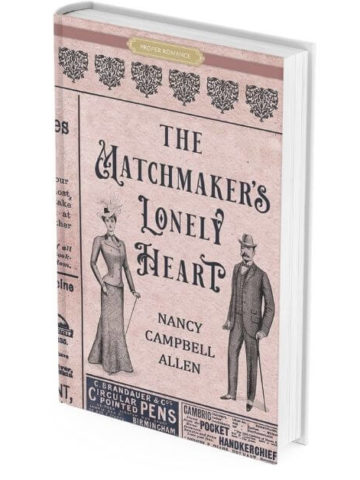 The Matchmaker's Lonely Heart Book Review - Featured image